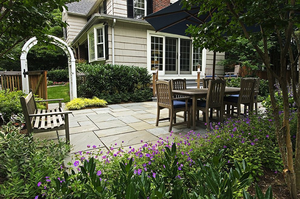 Furniture Repair Okc   Traditional Landscape Also Arbor Bay Window Entry Gate Garden Bench Outdoor Cushions Outdoor Dining Patio Patio Furniture Pavers Shingle Siding Window Shutters Window Treatments Wood Fencing