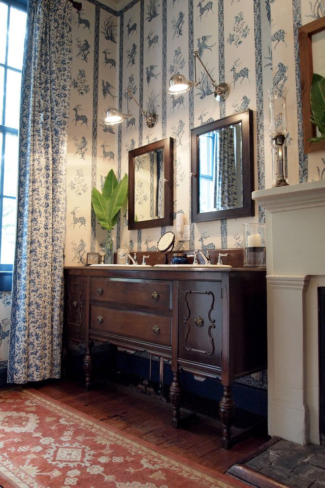 Furniture Stores Baton Rouge with Traditional Bathroom  and Traditional