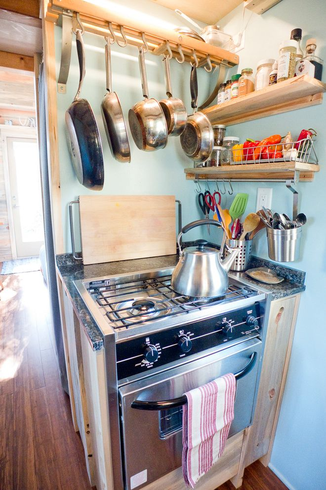 Gas Dryer vs Electric with Contemporary Kitchen Also Caravan Custom Made Diy House on Wheels Rv Tiny House Trailer