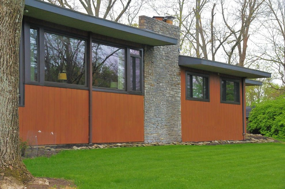 Gilkey Windows    Spaces  and Frank Lloyd Wright