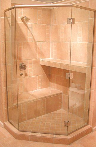 Glass Doctor Lubbock    Bathroom  and Shower Enclosure