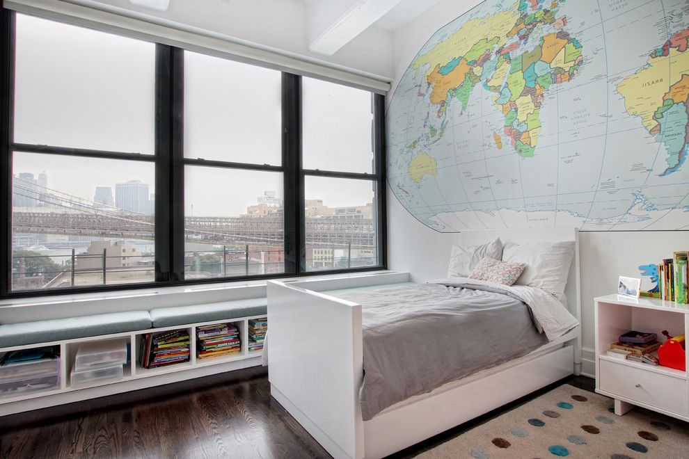 Globe Life Park Seating Map with Transitional Kids Also Beamed Ceiling Gray Bedding Industrial Twin Bed Views Wall Map White Bed Window Seat