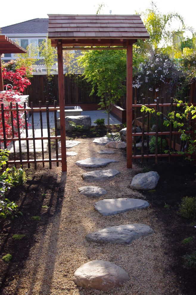Japanese Garden, Contemporary Garden, California Garden $style In $location