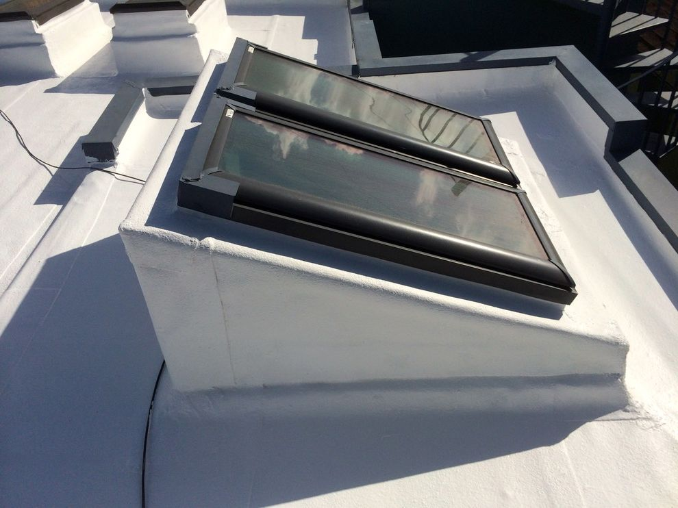Gaf Grand Sequoia Shingle And Gaco Silicon Roof Coating - Long Beach, Ca $style In $location