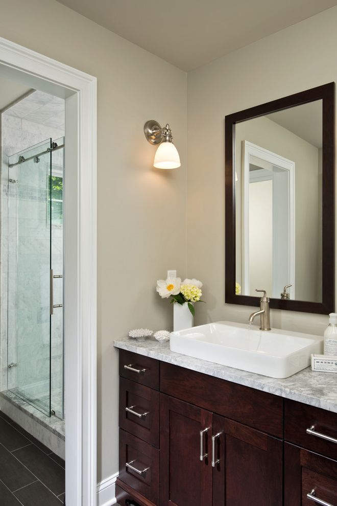 Granger Plumbing   Traditional Bathroom  and Traditional