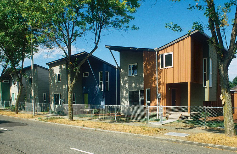 Habitat for Humanity Seattle with Contemporary Exterior Also Contemporary