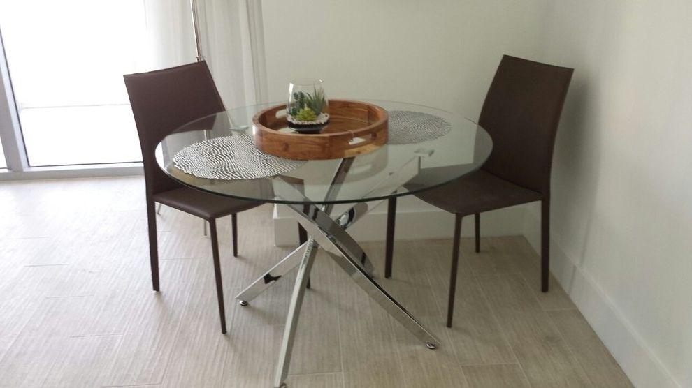 Habitus Furniture with Modern Spaces Also Bedroom Brickell Contemporary Decor Decorideas Design Diningroom Diningtable Furniture Homedecor Interiordesign Miami Model Apartment Moderfurniture