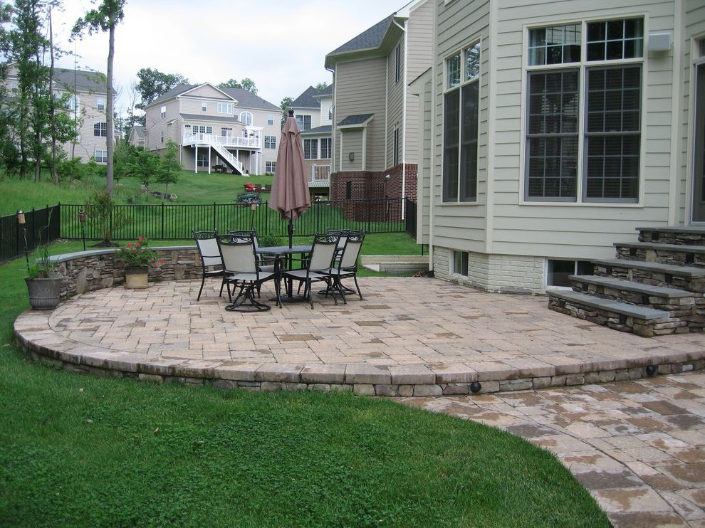 Hanover Pavers with  Patio Also Bluestone Eldorado Stone Hanover Paver
