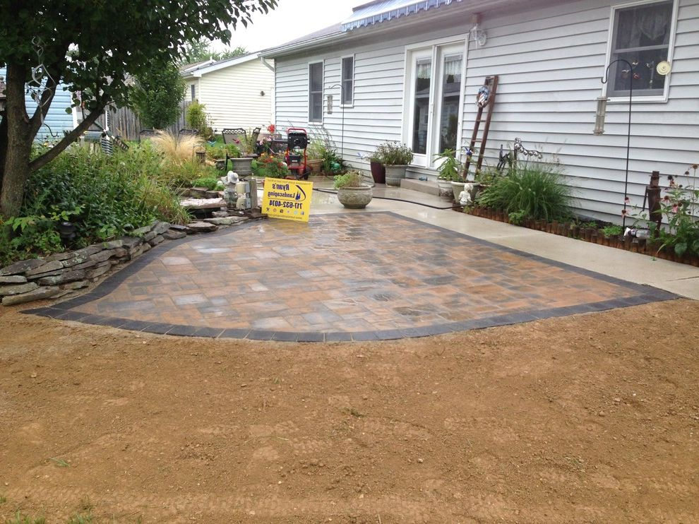 Hanover Pavers Patio Contractor... Ryan's Landscaping 717-632-4074 $style In $location