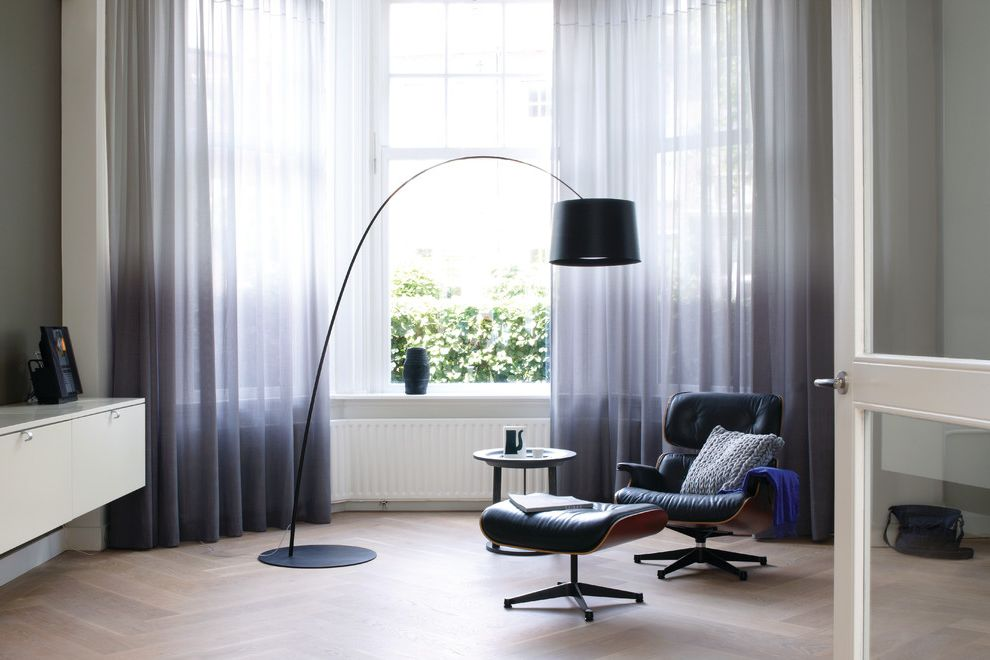 Herman Miller Clocks   Contemporary Home Office Also Curtains Dinning Room Drapery Drapery Panels Drapes High End Curtain Drape Ombre Curtains Ombre Drapes Panels Roman Shades Shades Sheer Curtains Sheer Drapes Shutter Window Coverings Window Treatments
