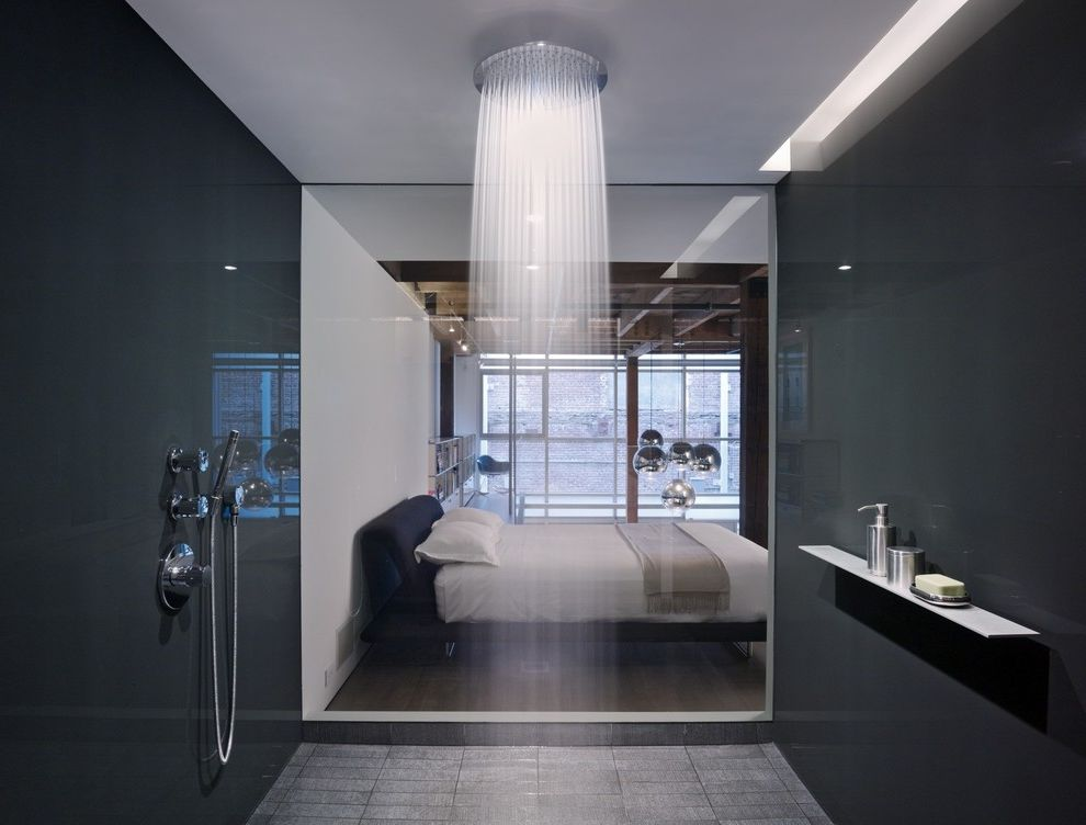 Home Depot Rain Shower Head Contemporary Bathroom and Axor Axor ...