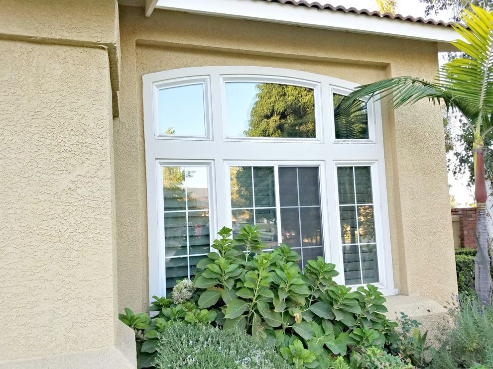 Home Depot Rancho Cucamonga with Rustic Living Room  and Reflective Window Film Select Drei