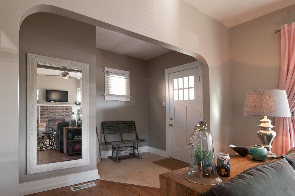 Home Depot Valspar Paint with Craftsman Entry  and Craftsman