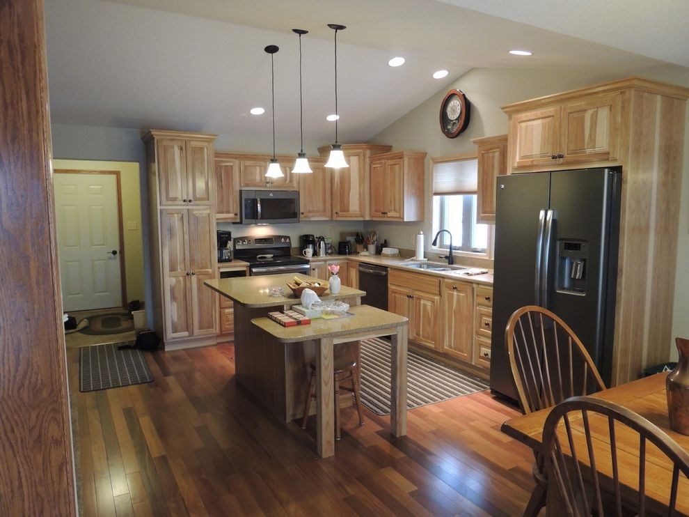 How Much Does Solar Panels Cost   Traditional Kitchen  and Traditional