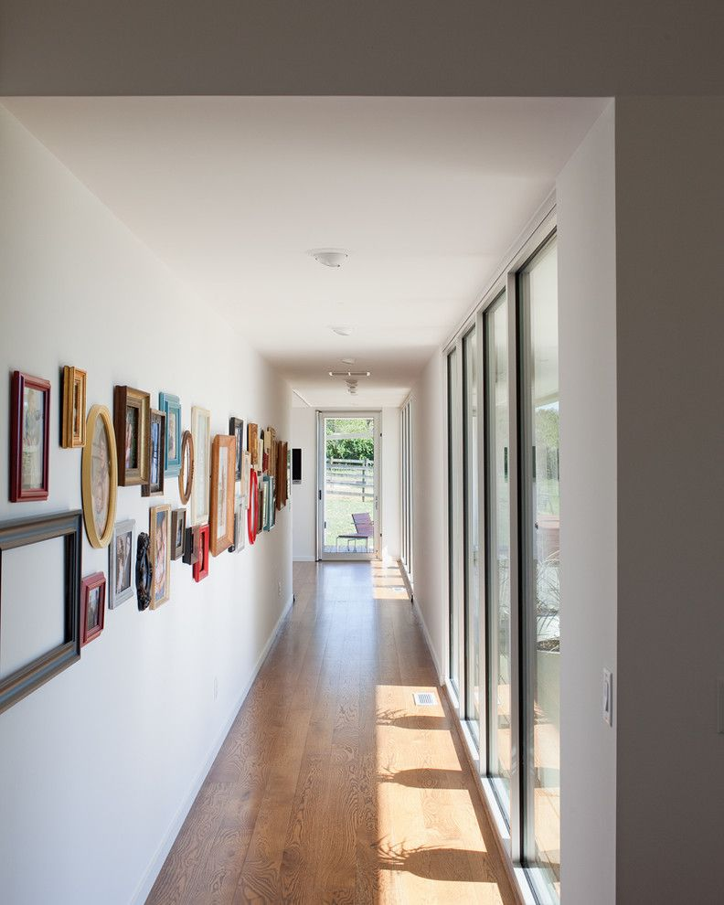 How to Build a Picture Frame with Contemporary Hall Also Contemporary