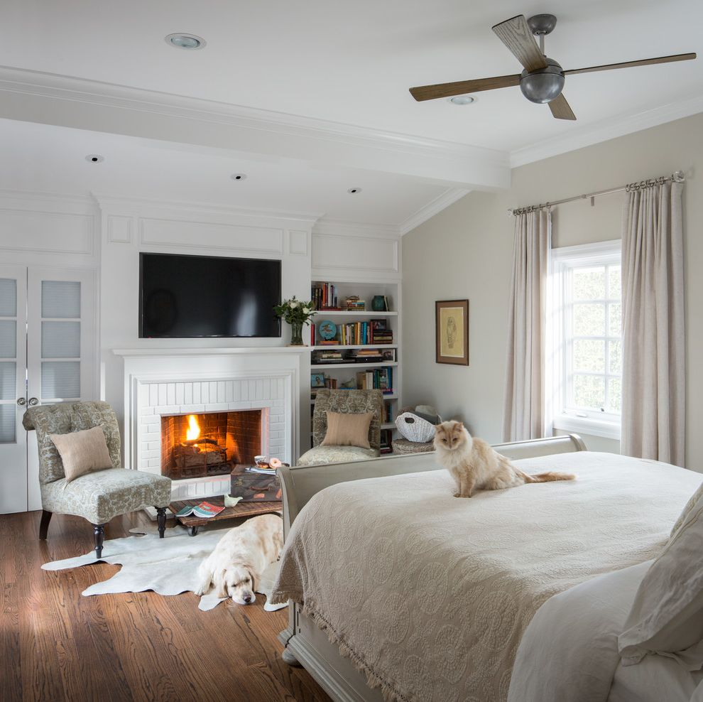 How to Make Your Bedroom Cozy   Traditional Bedroom  and Traditional