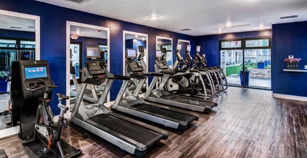Huntington Breakers   Beach Style Home Gym  and Apartment Beachstyle Coastal Essex Huntingtonbeach Surfstyle