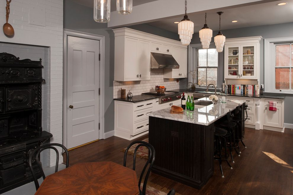 Allentown Charmer, Buffalo, NY Photo Credit To Artisan Kitchens And Baths