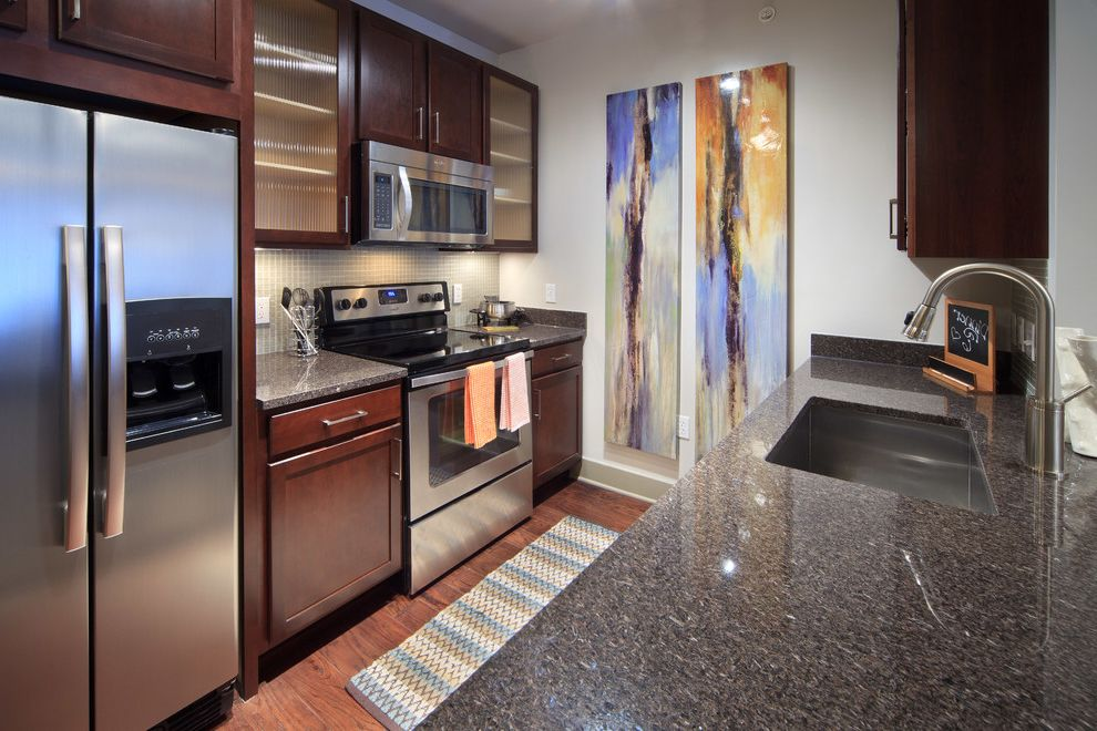 Icon at Dulles with Transitional Kitchen Also Transitional