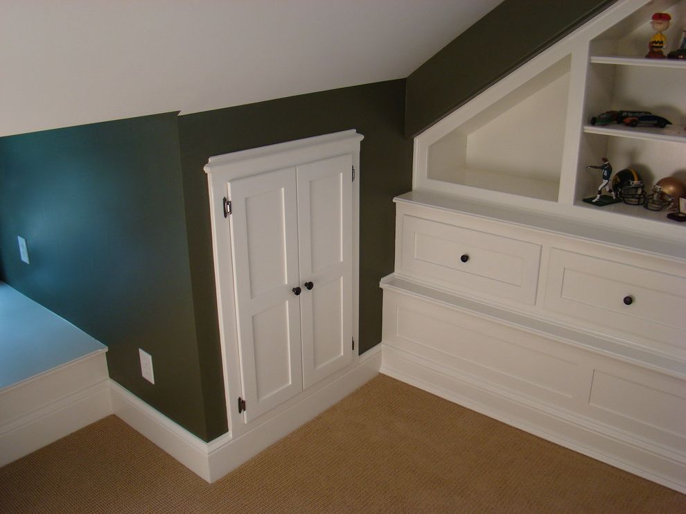 Insulated Attic Access Door with Traditional Family Room and Attic Attic Bedroom Attic Family Room Attic Remodel