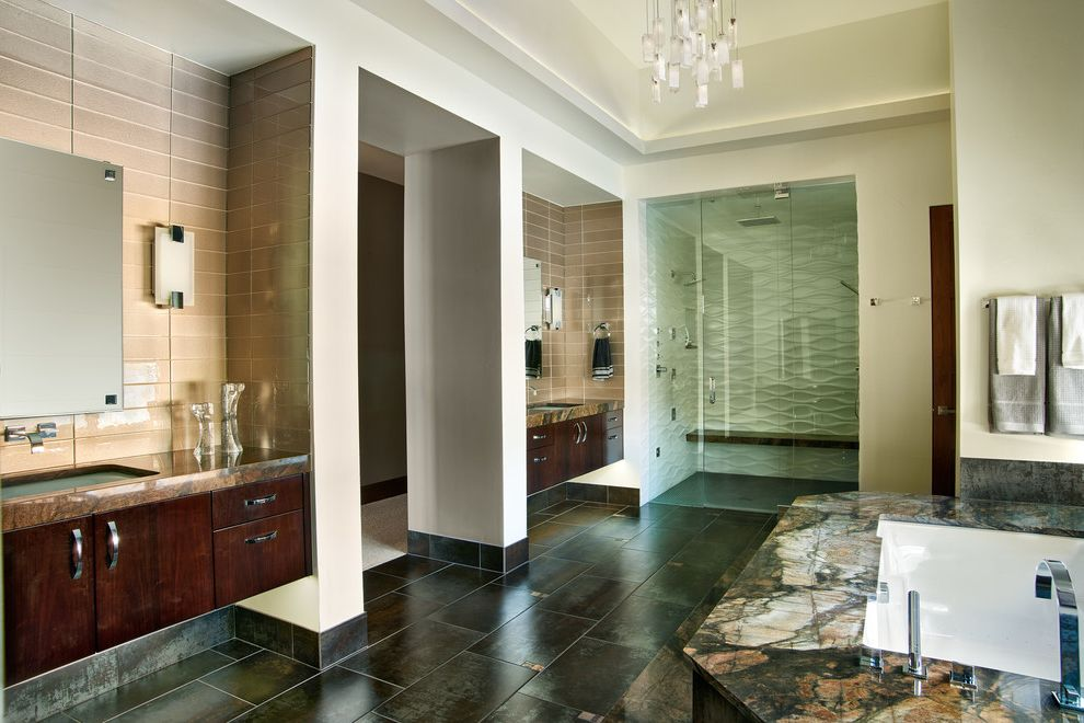 Contemporary Bathroom $style In $location
