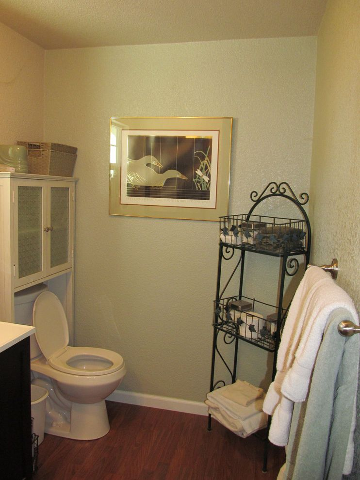 Jes Construction   Eclectic Bathroom  and Bathroom Remodel
