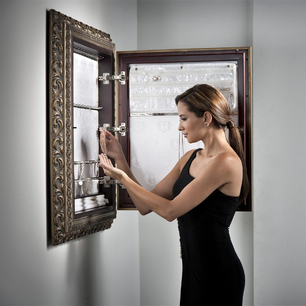 Royal Delgoti Traditional Jewelry Storage $style In $location