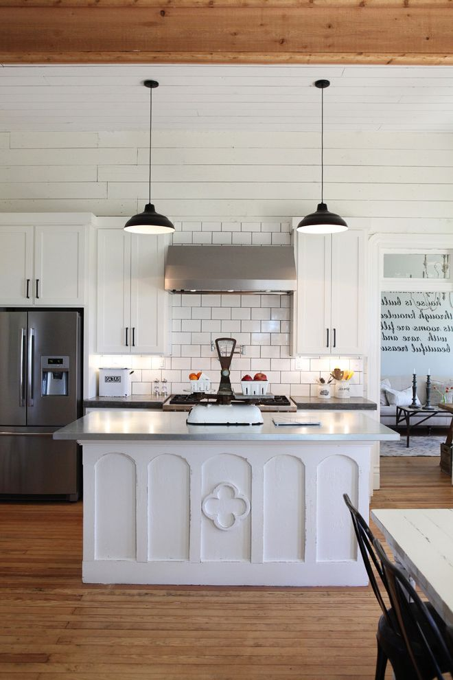 Joanna Gaines Age Farmhouse Kitchen And