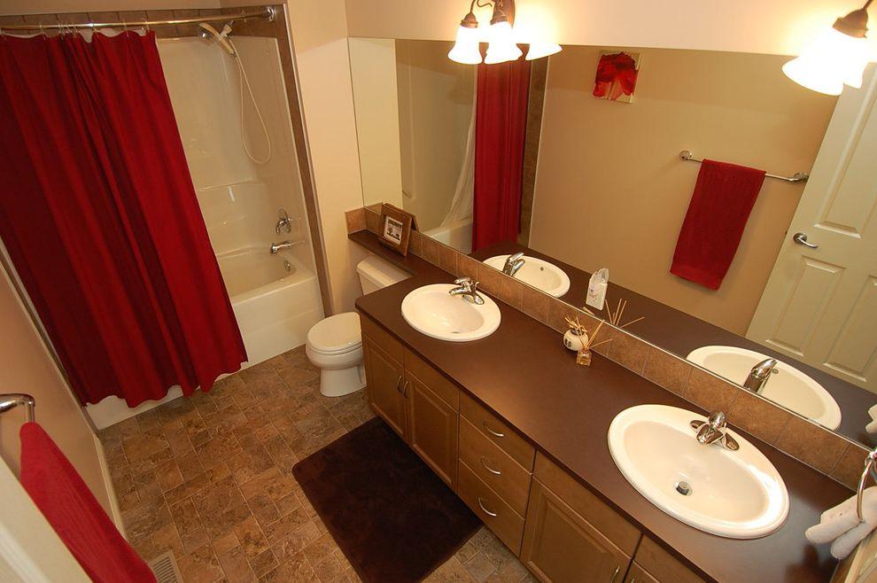 Joe Hayden Realtor with  Bathroom  and Bathroom Calgary Decor Decorating Home Staging Real Estate Realtor Yyc