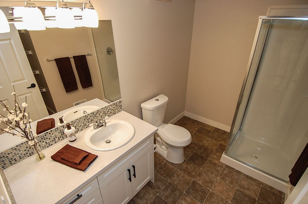 Joe Hayden Realtor with  Bathroom  and Calgary Decor Decorating Home Decor Home Staging Real Estate Realtors Vacant Staging Yyc