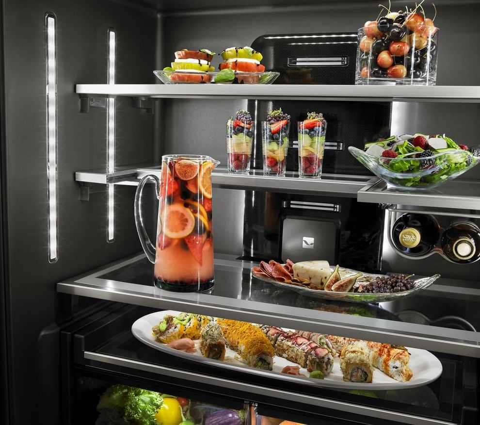 Kam Appliance   Modern Kitchen Also Cooler Dishwashers Microwaves Ranges Refrigerators Wine Refrigerator