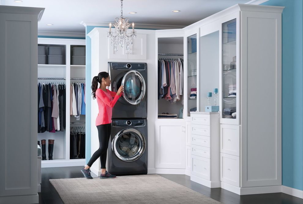 Kam Appliance with Modern Spaces Also Front Load Laundry Laundry Laundry Products Laundry Room Appliances