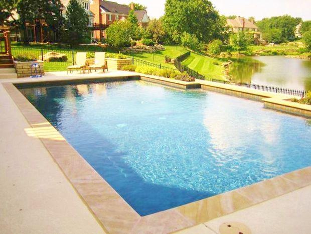 Kansas Counselors Inc   Modern Pool  and Natural Swimming Pool Pool Pool Deck Restoration Swimming Pool Design Swimming Pool Rehab Swimming Pool Restoration