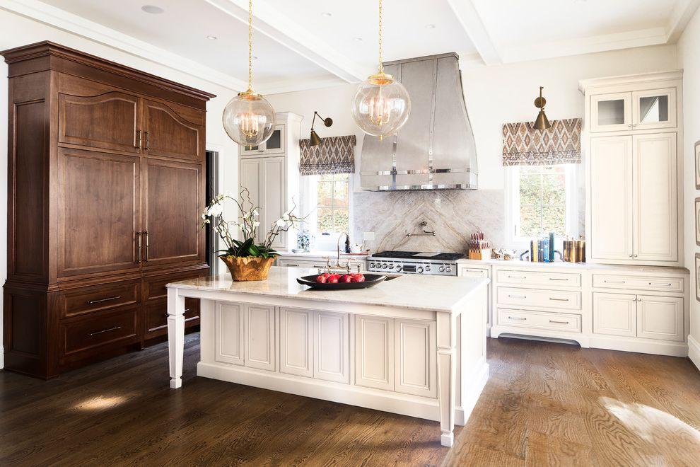 Kb Homes Orlando   Traditional Kitchen  and Atlanta Kitchen Designer Showhouse Elegant Granite Pendant Lights Roman Shades Soapstone Wall Sconces White Kitchen Windows