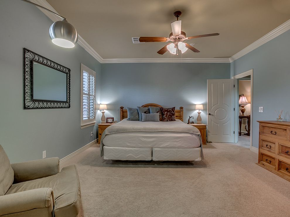 Keller Williams Okc   Traditional Bedroom  and Deer Creek Design Forsale Home House Keller Williams Okc Oklahoma Oklahomacity Wyatt Poindexter