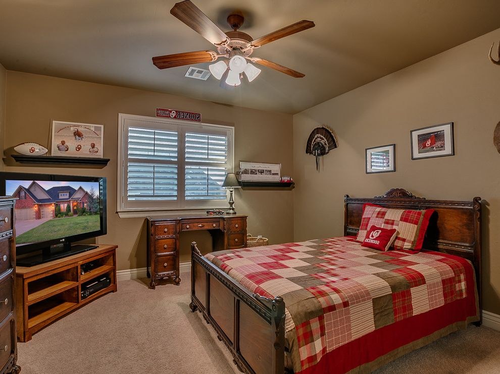 Keller Williams Okc with Traditional Bedroom Also Deer Creek Design Forsale Home House Keller Williams Okc Oklahoma Oklahomacity Wyatt Poindexter