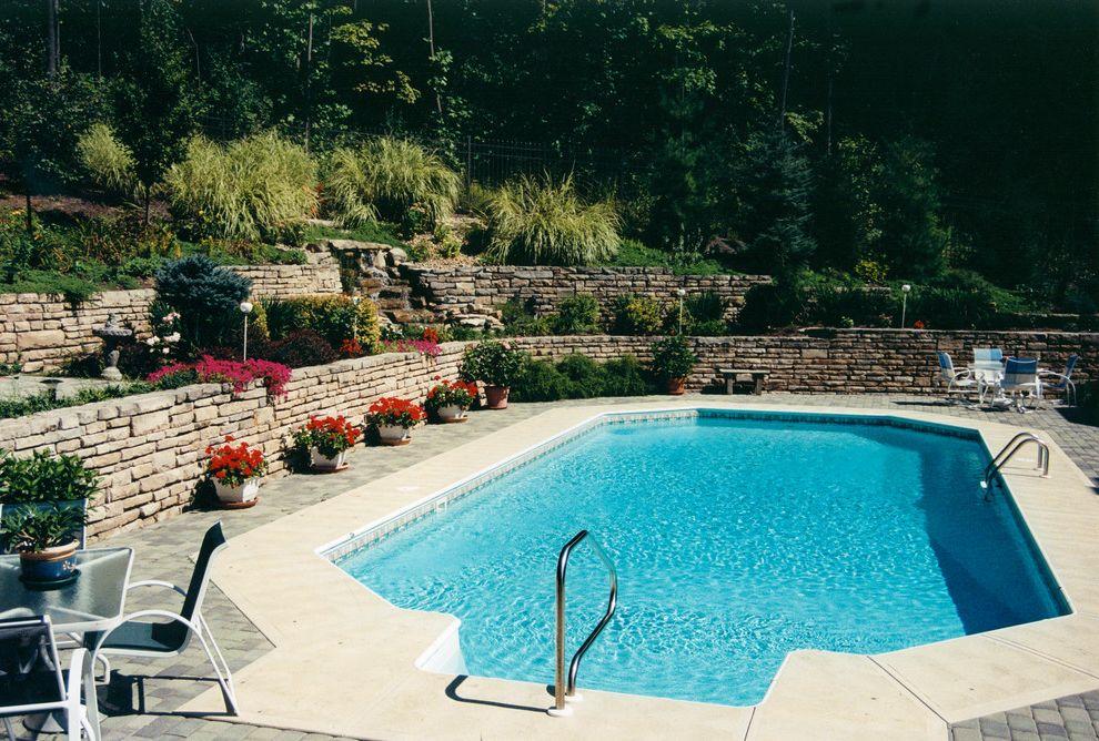 Knickerbocker Pools   Mediterranean Pool  and Mediterranean