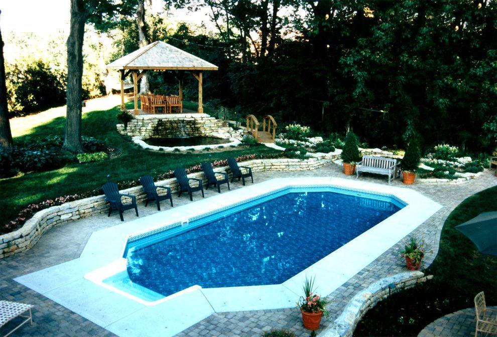 Knickerbocker Pools with Mediterranean Pool  and Mediterranean