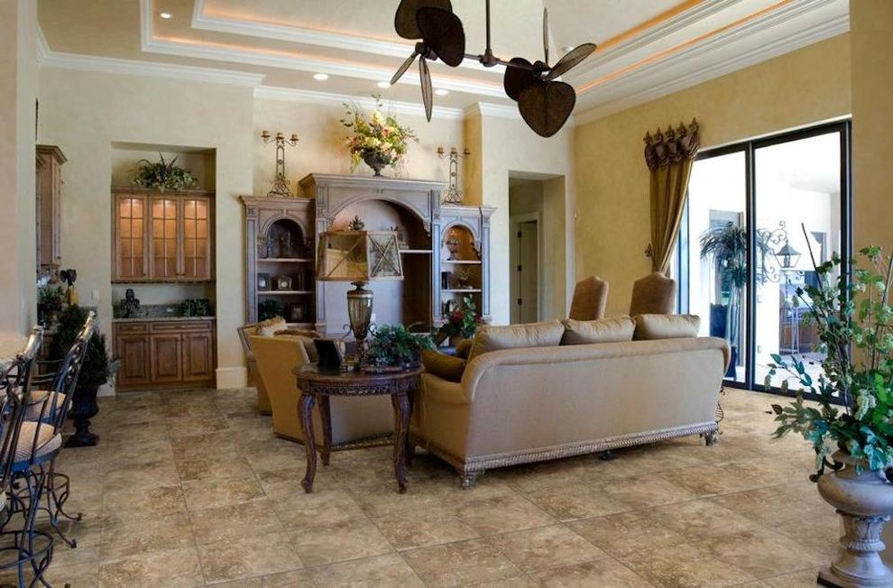 Knox Rail Salvage With Living Room Also Beige Decor Fixtures Flooring Home Interior Kitchen Remodel Tile