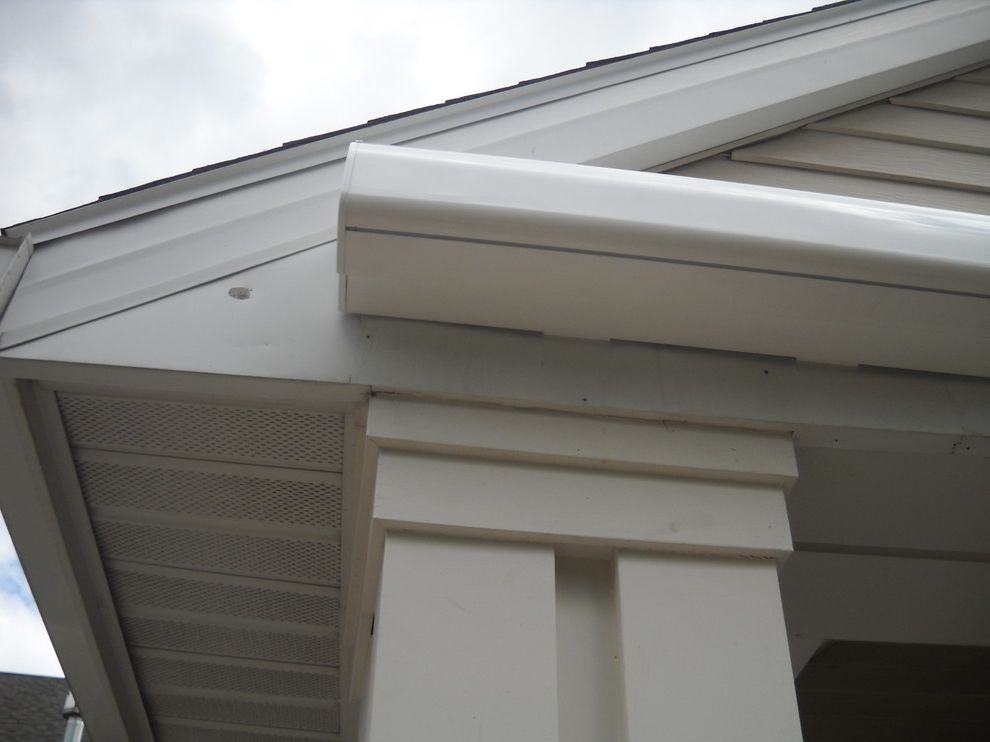 Kohler Awning with Transitional Spaces  and Premier by Eclipse Retractable Awning Somfy Motors