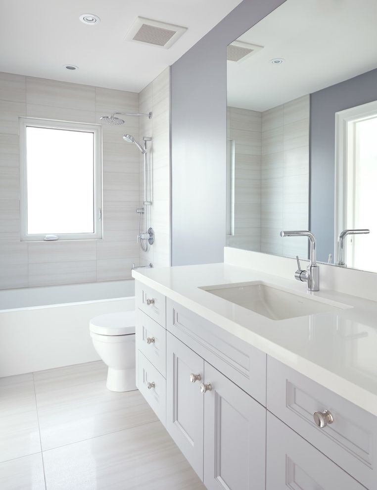 Kohler K 2215 Transitional Bathroom And
