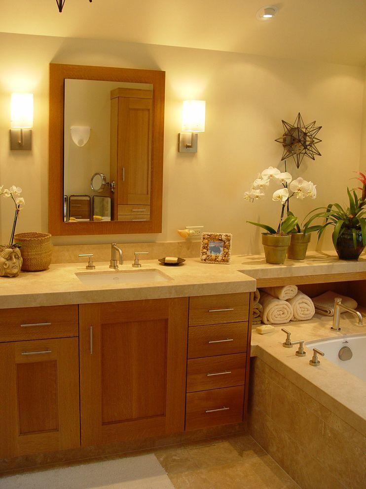 Kohler K 2215 with Contemporary Bathroom Also Bath Accessories Built ...
