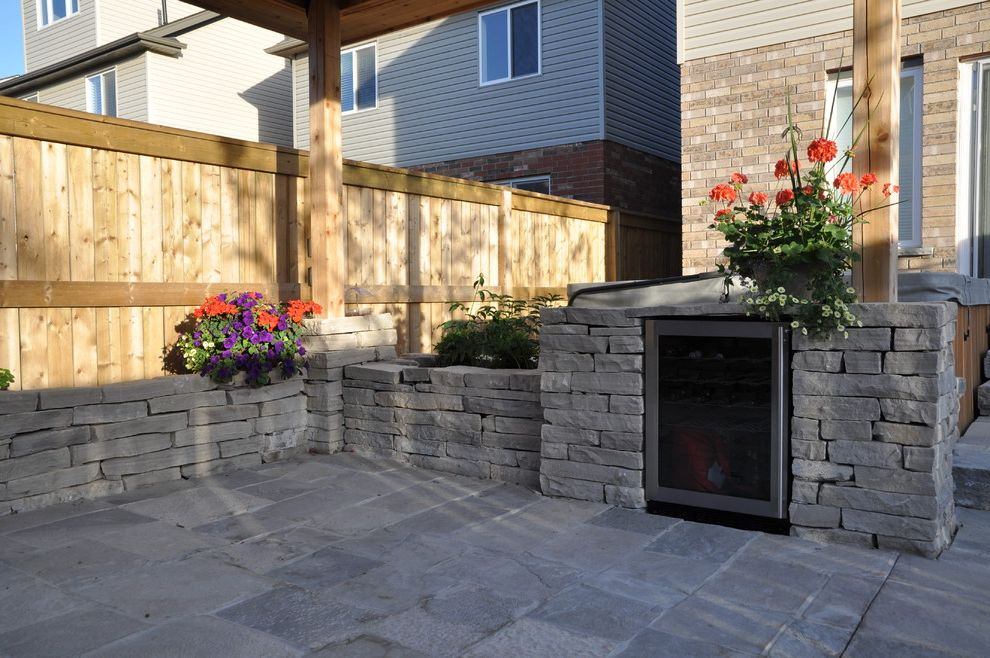 Landscapers depot traditional landscape and covered patio creative