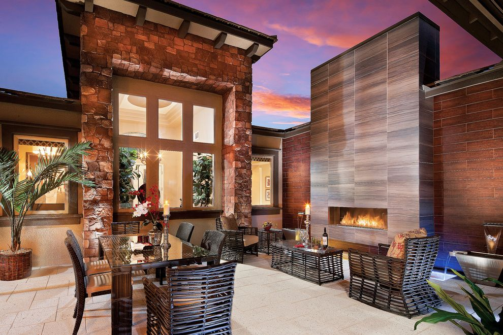 Las Vegas Entertainment Productions with Southwestern Patio  and Coronado Stone Manufactured Stone Modern Stone Outdoor Living Stone Stone Products Stone Veneer Tuscan Stone Tuscan Villa