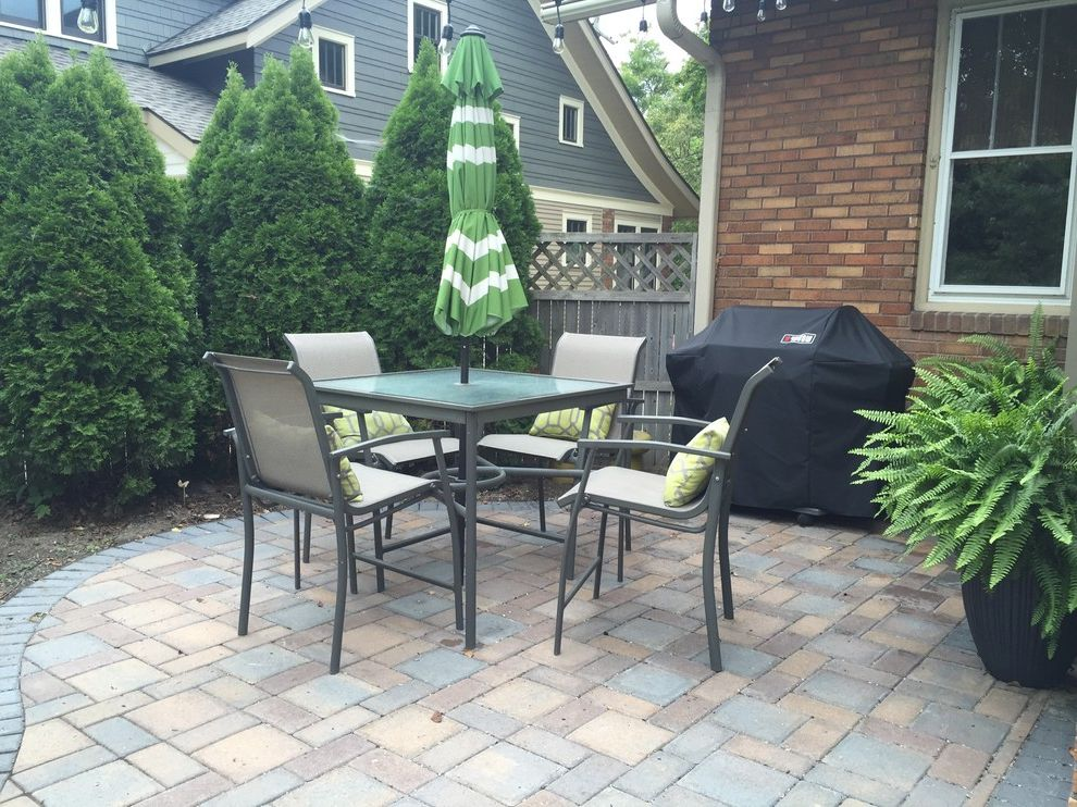 Lexus of Ann Arbor   Traditional Patio Also Ann Arbor Ann Arbor Landscape Contractors Ann Arbor Landscapers Ann Arbor Pavers Backyard Brick Pavers Detroit Outdoor Dining Outdoor Living Outdoor Oasis Patio Patio Seating Paver Patio Pavers Raised Patio