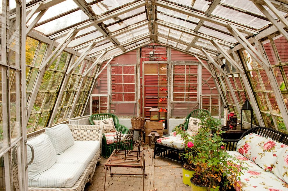Sunroom for Greenhouse styles