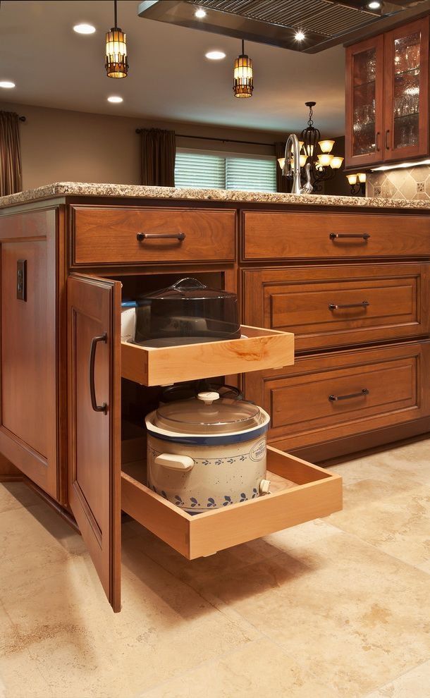 Locksmith Wichita Ks With Transitional Kitchen And Alder Cabinetry Cabinets  Cupboards Cupboards For Kitchen Custom Kitchen Kitchen Cabinets  Organization ...