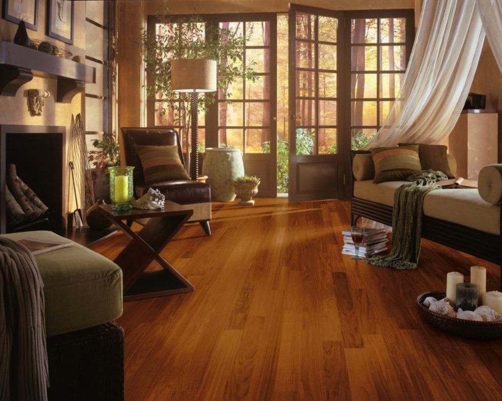 Armstrong - Exotic Hardwood $style In $location