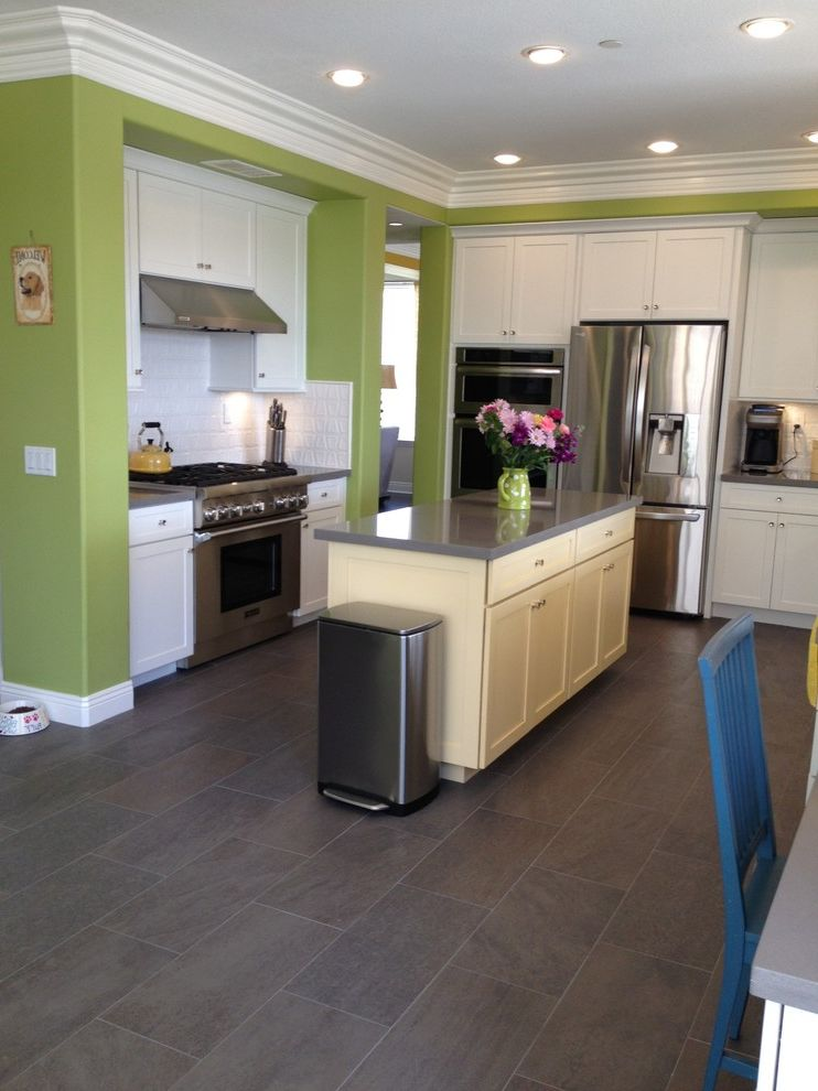 Lowes Aliso Viejo   Contemporary Kitchen  and Diamond Cabinets