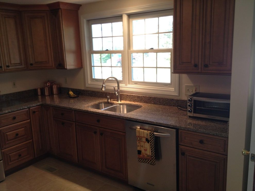 Lowes Amherst Nh   Traditional Kitchen Also Traditional